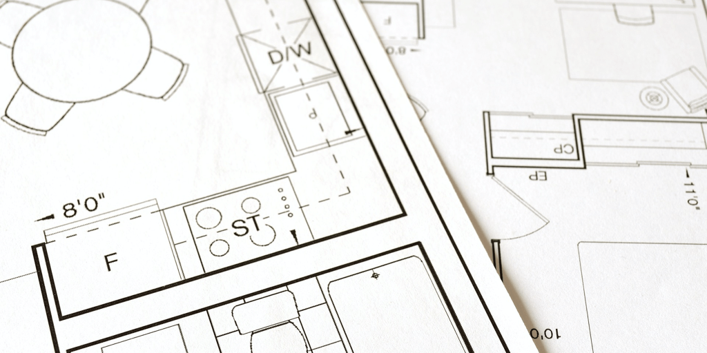 floor plans for a renovation in Ithaca NY